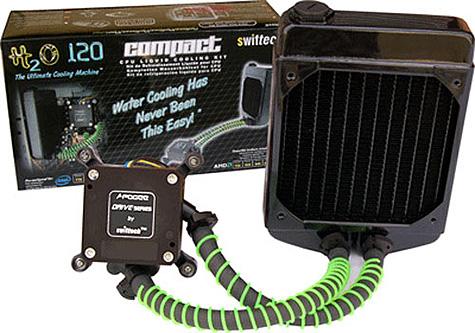 Swiftech H2O-120 Compact-waterkoelingsetje