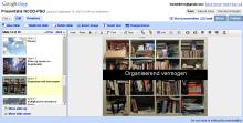 Google Docs - Presentation (klein)