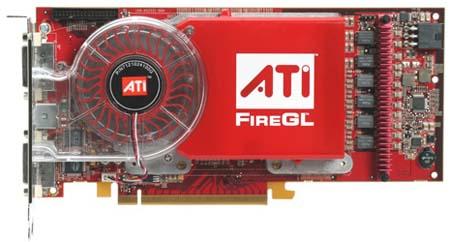 ATi FireGL V8650 2GB