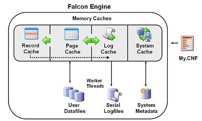 MySQL 6 -The Falcon Transactional Storage Engine