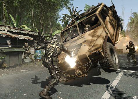 Crysis Car