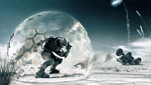 Halo 3 - Bubble Shield