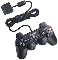 DualShock 2 gamepad