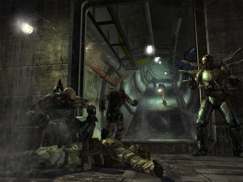 Quake Wars - Screenshot