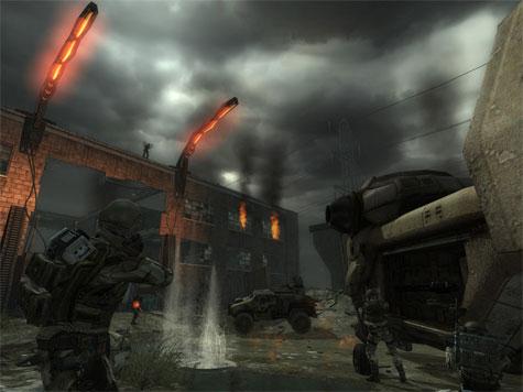 Quake Wars - Screenshot