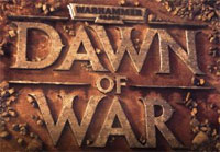 Dawn of War - logo