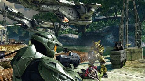 Halo 3 - screenshot