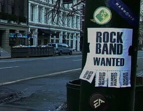 MTV EA Rock Band