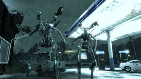 BlackSite: Area 51- screenshot
