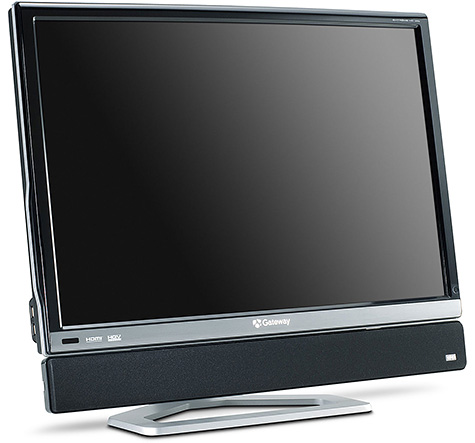 Gateway XHD3000 30 inch lcd-scherm