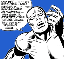 Silver Surfer-rant