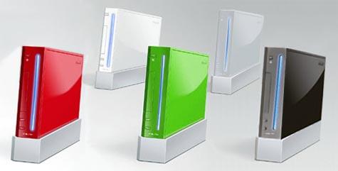 Wii kleurtjes