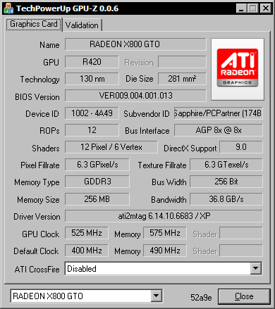 GPU-Z 0.0.6