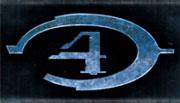 Halo 4 - fake logo