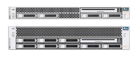 Sun Enterprise T5120 en T5220