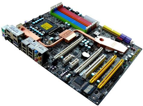 MSI HydroGen X38 (475px)