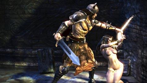 Conan - screenshot