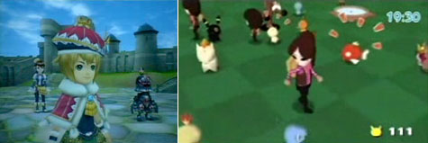 Final Fantasy Crystal Chronicles en Pokemon Farm