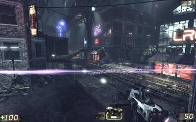 Unreal Tournament 3 beta demo - screenie 2