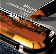 iPhone onderzoek