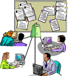 usenet-illustratie