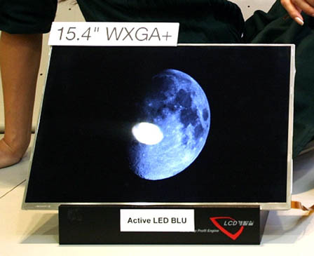 Samsung 'active led'-lcd