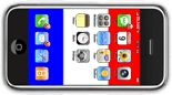 Franse iPhone