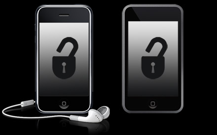 iPhone iPod open