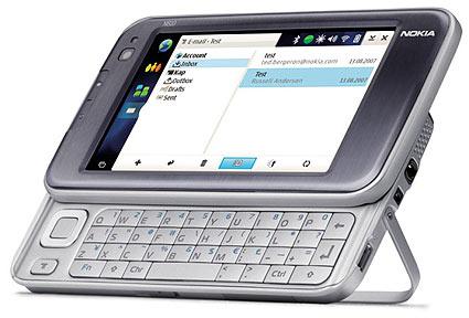 Nokia N810 internettablet