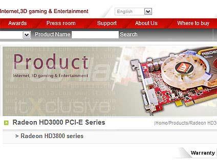 Screenshot van de GeCube-webwinkel