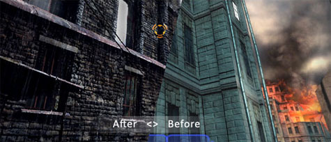 TimeShift - Voor en na