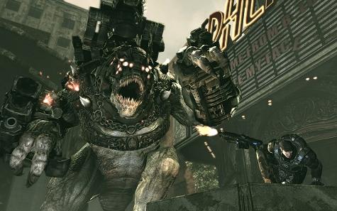 Gears of War - Brumak