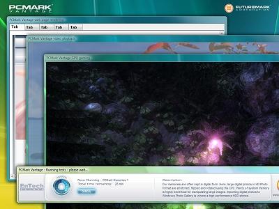 Futuremark PCMark Vantage - Memories 1