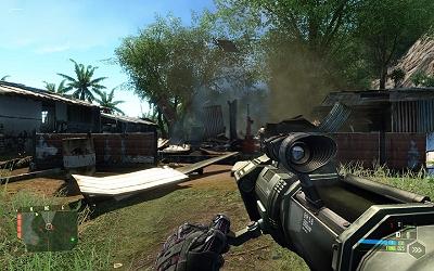 Crysis - rocket launcher