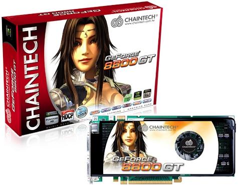 Chaintech GSE88GT GeForce 8800GT