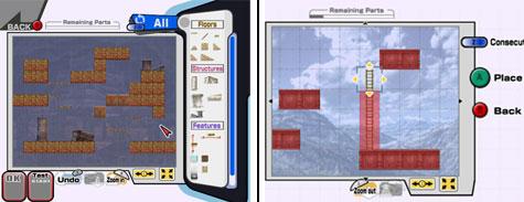 Super Smash Bros. Brawl - Wii level editor