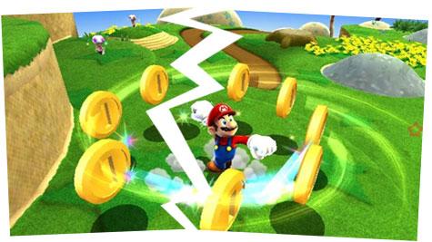 Super Mario Galaxy kraak