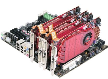 Quad Crossfire op 790-chipset