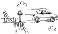Autootje raakt weg kwijt