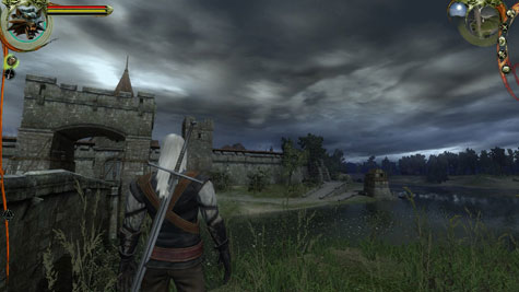 The Witcher - screenshot