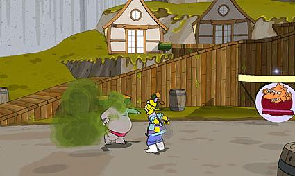 De special powers van Homer