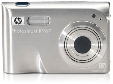 Digitale camera van HP
