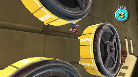 Super Mario Galaxy: Mario tart zwaartekracht
