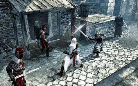 Assassin's Creed - PS3 screenshot