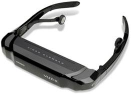 Vuzix iWear VR920 video eyewear