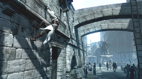 Assassin's Creed - PS3 screenshot