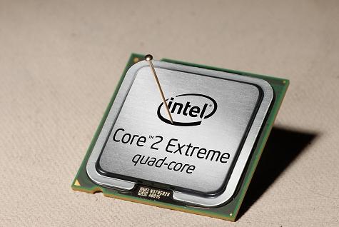 Intel Penryn quadcore Core 2 Extreme