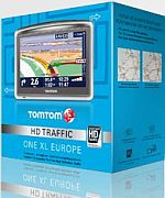 TomTom One XL HD Traffic box