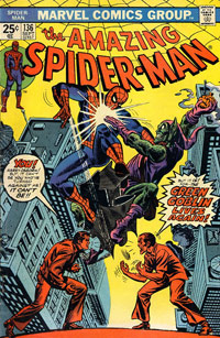 Spiderman-comic van Marvel