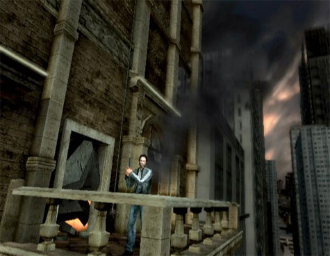 Alone in the Dark: Near Death Investigation - Wii-screenshot